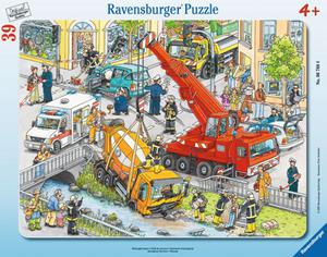 Ravensburger Puzzle Rettungseinsatz