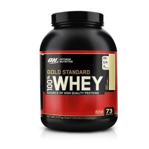 Proteinpulver Eiweißpulver Whey Gold Standard Vanille 2,2kg