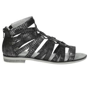 Sandale Mädchen s.Oliver, schwarz