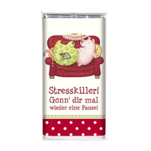 Schokolade Süßer Stresskiller! 2,99 € / 100g