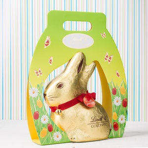 Lindt Goldhase 500g 39,98 € / 1000g