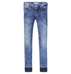 SCOTCH & SODA        Jeans, ausgewaschen, schmal, für Mädchen