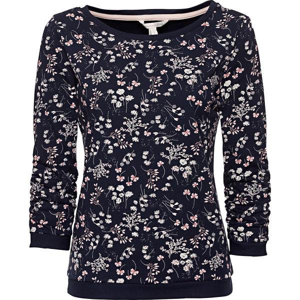 Tom Tailor Denim Damen Sweatshirt mit Blumen Print von Karstadt ... 5771681e2d