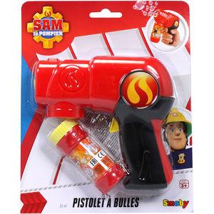 Simba Feuerwehrmann Sam Seifenblasenpistole