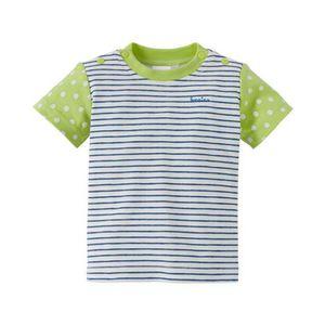 BORNINO  DOTS & STRIPES Shirt kurzarm