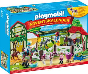 PLAYMOBIL® 9262 - Adventskalender 2017 Reiterhof