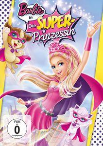 DVD Barbie-Die Super-Prinzessin