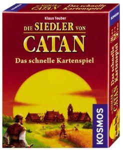 Die Siedler von Catan Das schnelle Kartenspiel Kosmos