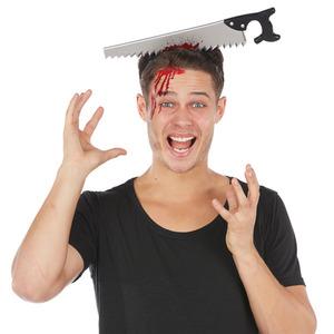 """Halloween-Haarreif """"Säge"""""""