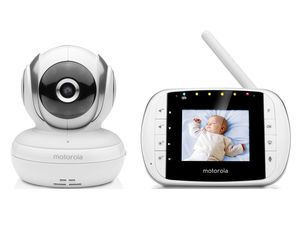 MOTOROLA Digitales Video Babyphone MBP 33 S