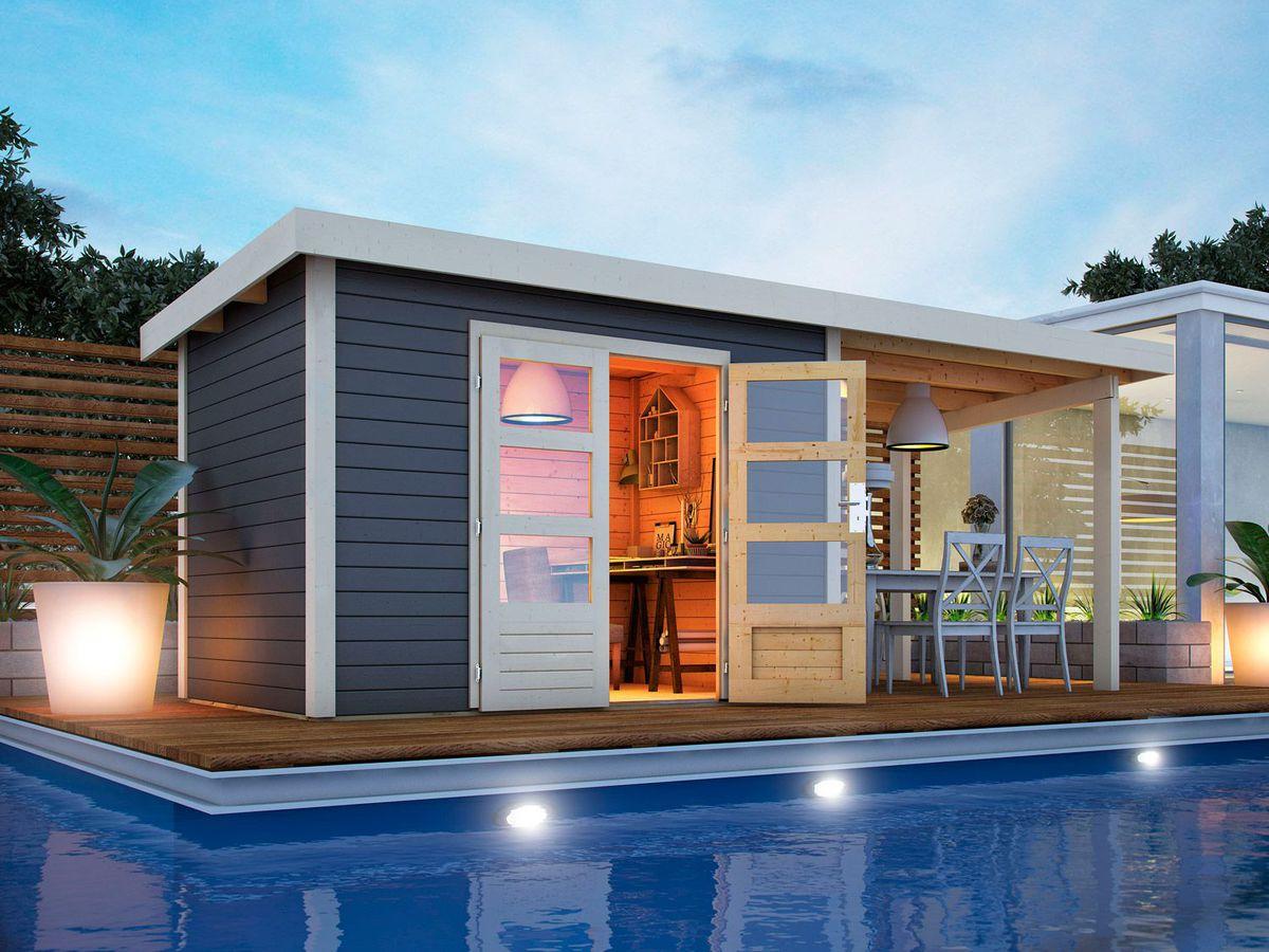 Bild 2 von Karibu Gartenhaus Trundholm 3