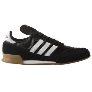 Hallenschuhe Fußball Futsal Mondial Goal Adidas Erwachsene schwarz ADIDAS