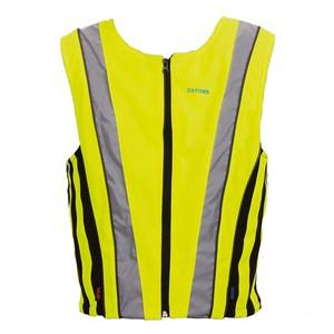 Oxford Active Top Neon-Reflex Stretchweste gelb