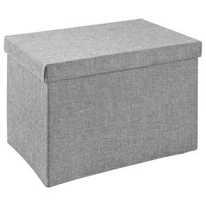 Aufbewahrungsbox Cindy in Grau