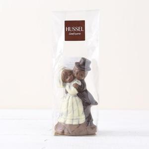 Brautpaar aus Schokolade 75g 6,65 € / 100g