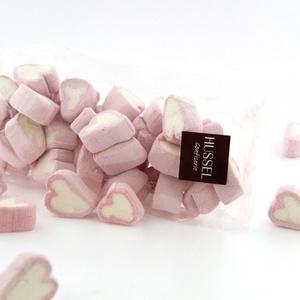 Speckherzen rosa und weiß, 175g 1,14 € / 100g