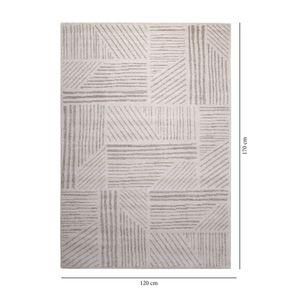 ESPRIT Designerteppich SCRIBBLE Beige/Hellbraun 160x225