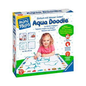 RAVENSBURGER  MINISTEPS Aqua Doodle® Wassermal-Set