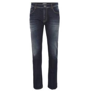 manguun        Jeans, 5-Pocket-Stil, farblich abgesetzte Nähte