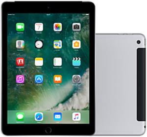 Apple iPad Wi-Fi 32 GB Space Grau
