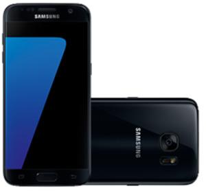 Samsung Galaxy S7 (Schwarz)