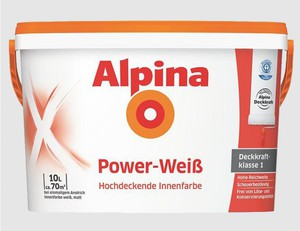 Alpina Power Weiss