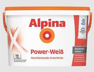 Alpina Power Weiss