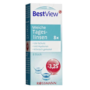 Best View weiche Tageslinsen -3,25