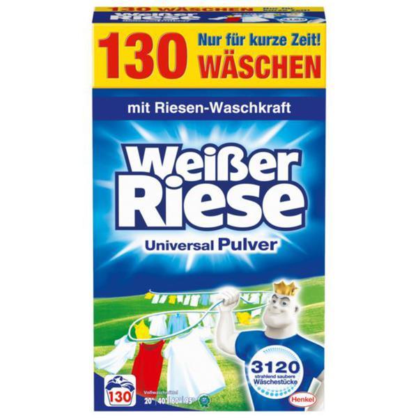 Weißer Riese Universal Pulver, 130 WL