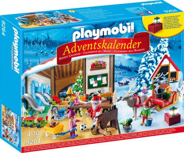 playmobil 9264 adventskalender 2017 wichtelwerkstatt. Black Bedroom Furniture Sets. Home Design Ideas