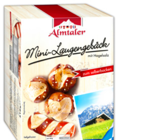 ALMTALER Mini-Laugengebäck