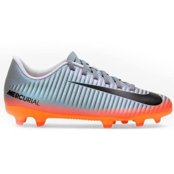 skate shoes sleek buying cheap NIKE Fußballschuhe Nocken Mercurial Vortex CR7 FG Kinder ...