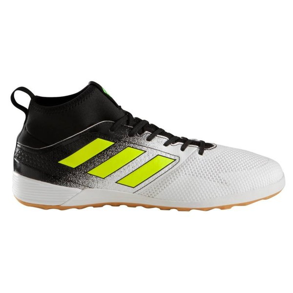ADIDAS Hallenschuhe Fußball Futsal Ace Tango 17.3 Erwachsene weiß, Größe: 40
