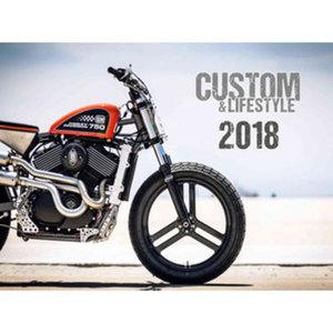Custom & Lifestyle Kalender 2018