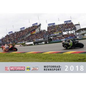 Motorrad Grand-Prix Kalender 2018