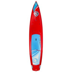 Stand Up Paddle SUP-Board Ace-Tec Wing 12'6 rot BIC SPORT