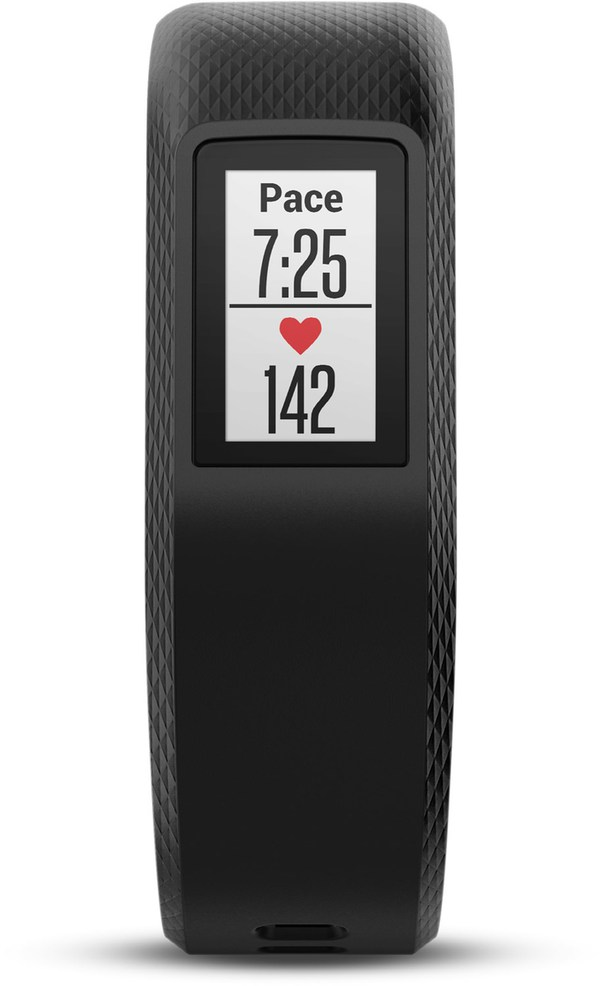 Garmin vivosport L Activity Tracker schwarz/grau