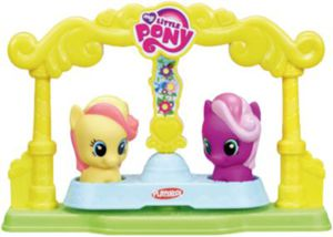 My Little Pony Playskool Friends Pony Karussell-Freunde