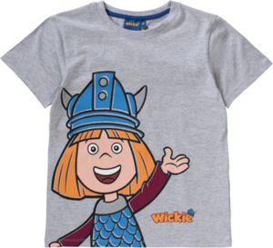 Wickie T-Shirt Gr. 128/134 Jungen Kinder