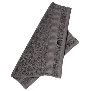 Waschlappen KRONBORG® Classic Line (30x30, anthrazit)
