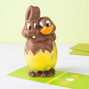 Schokoladenhase und -ente Traute Zweisamkeit 33,30 € / 1000g