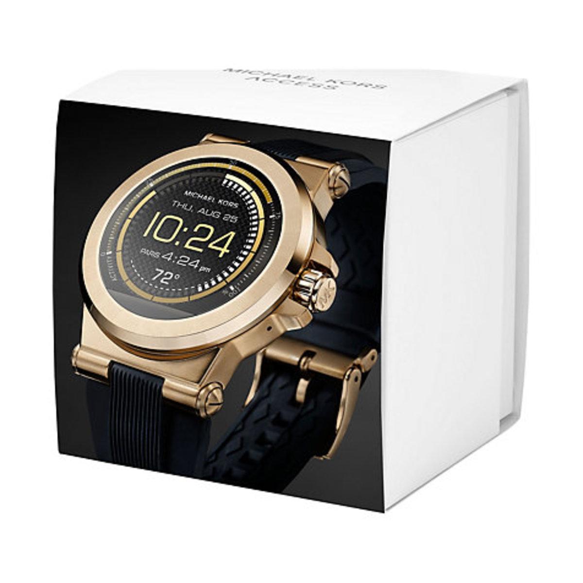 Bild 4 von Michael Kors Access Smartwatch  MKT5009