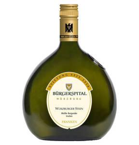 Würzburger Stein VDP.ERSTE LAGE Weißer Burgunder Qualitätswein trocken, 2016, 0,75l