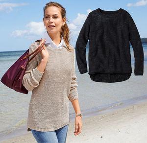 Damen-Pullover mit Lurexfaden online kaufen