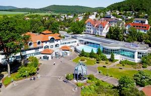 Wellness im Hessischen Bergland  Hotel Göbel's Aquavita