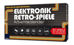 Elektronik Retro Spiele, Adventskalender