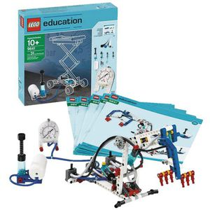 LEGO Education Pneumatik-Set 9641, 31-teilig