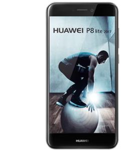 Huawei P8 Lite (2017) mit o2 Free M Prof.
