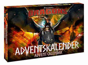 Dreamworks Dragons - Adventskalender 2017