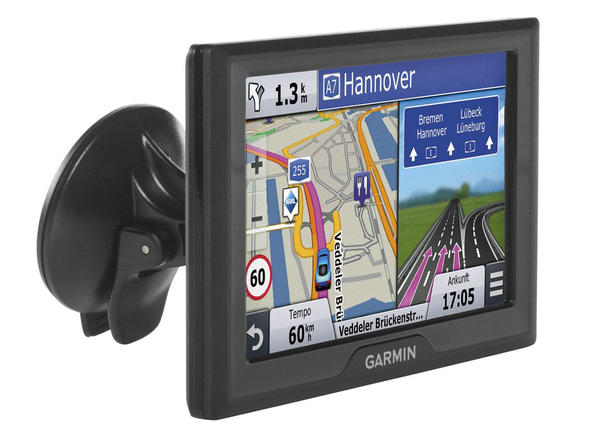 garmin navigationsger t drive 5 lmt ce von lidl ansehen. Black Bedroom Furniture Sets. Home Design Ideas